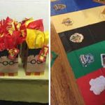 Easy DIY Harry Potter Birthday Party Ideas