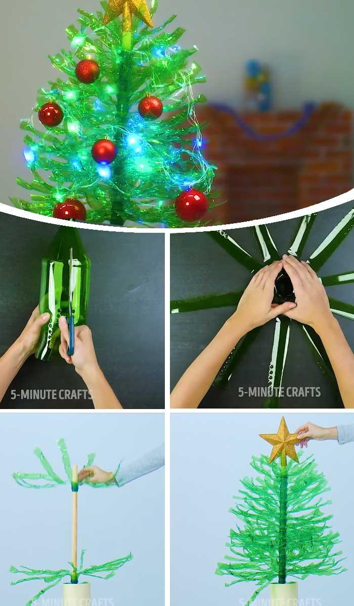 Plastic Bottle Tree