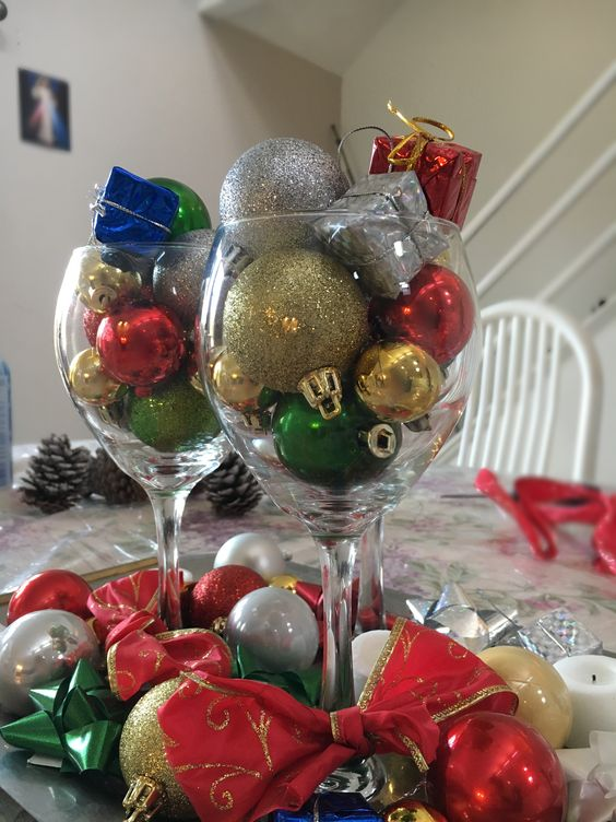 Bauble Centerpiece