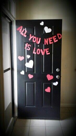 Valentines Door