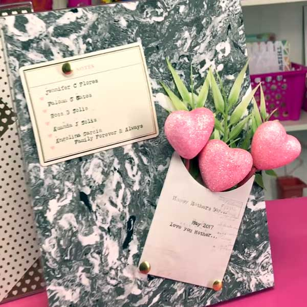 Dollar Store Mothers Day Gift Ideas