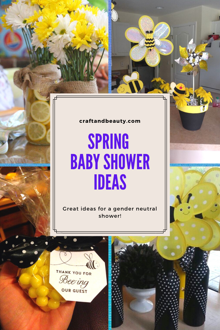 Spring Baby Shower Ideas