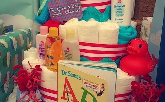 Dr Seuss Baby Shower Ideas