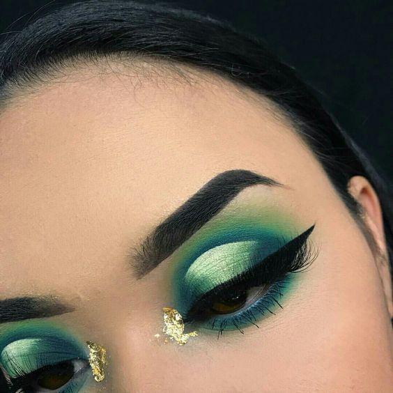 St Patricks Day Makeup Ideas