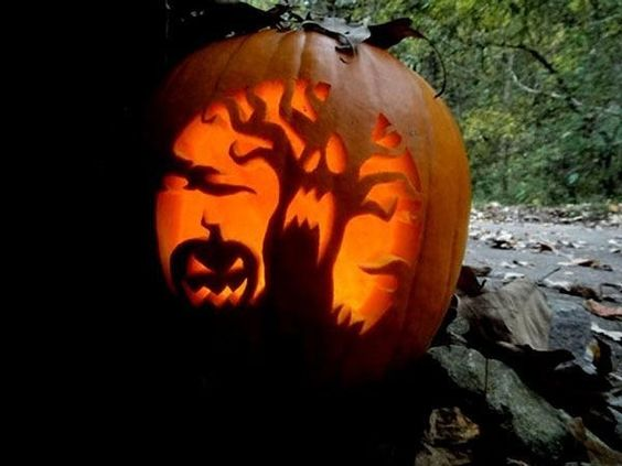 Scary Pumpkin Carving Ideas
